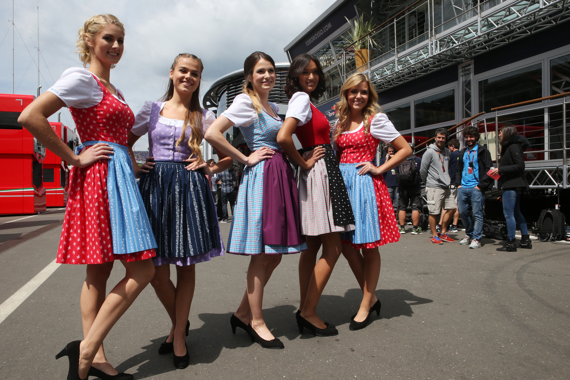 FORMULA 1 - GP of Austria 2015