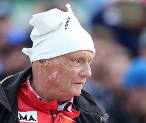 Közleményt adott ki a kórház Lauda állapotával kapcsolatban