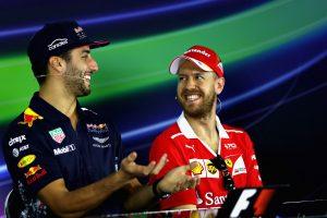 Ricciardo: Van ötletem, ki miatt nem mehettem a Ferrarihoz…