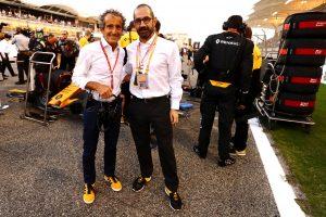 Nagy változás a Renault F1-es csapatánál