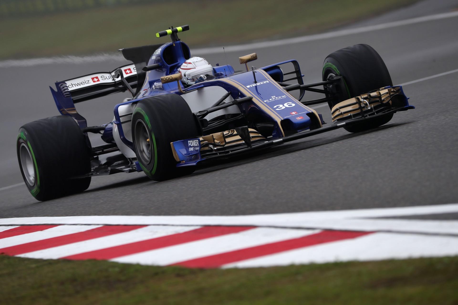Chinese GP Friday 07/04/17