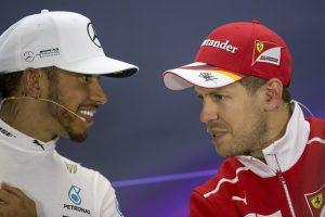 Vettel elárulta, mit mondott Hamiltonnak a futam után