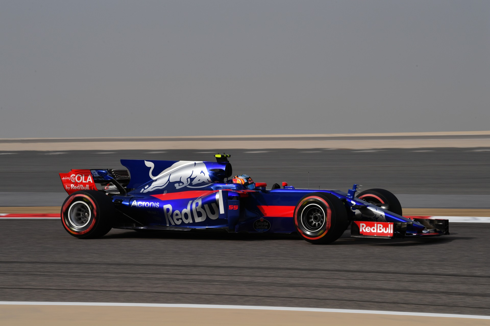 Bahrain Grand Prix Qualifying