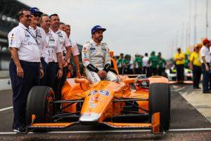 Hivatalos: Alonso újra rajthoz áll az Indy 500-on!