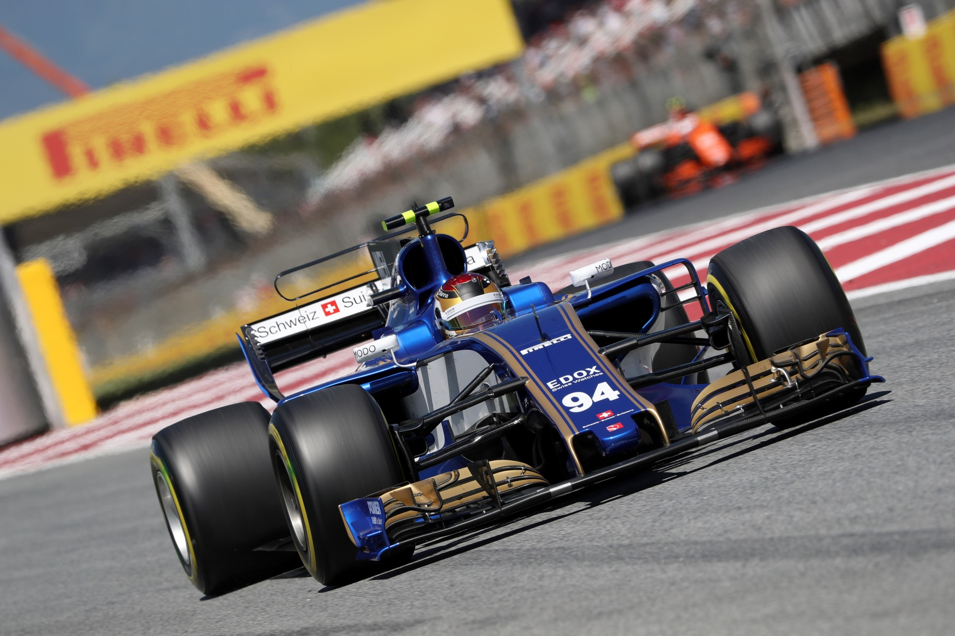 Spanish GP Friday 12/05/17