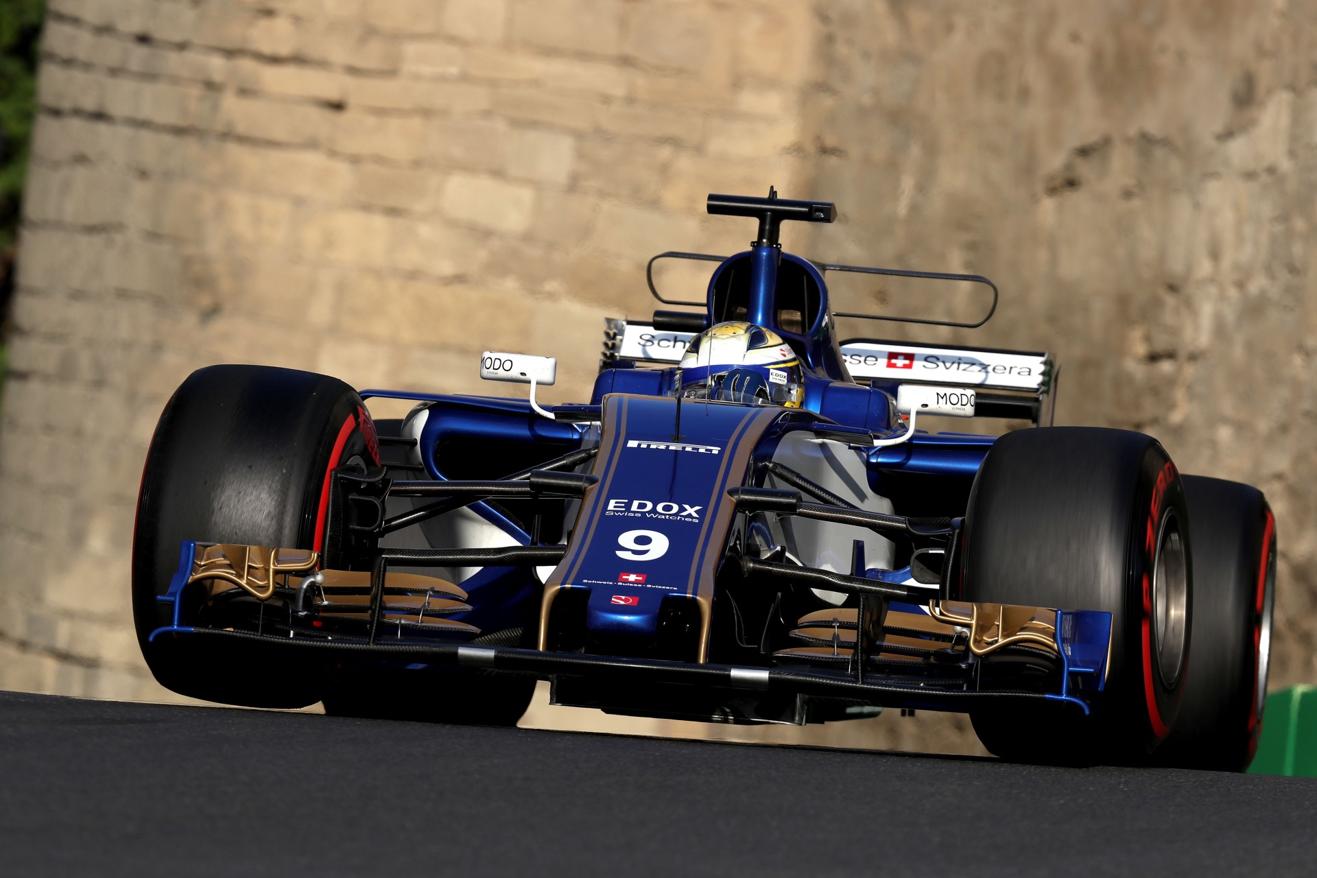 Azerbaijan GP Friday 23/06/17