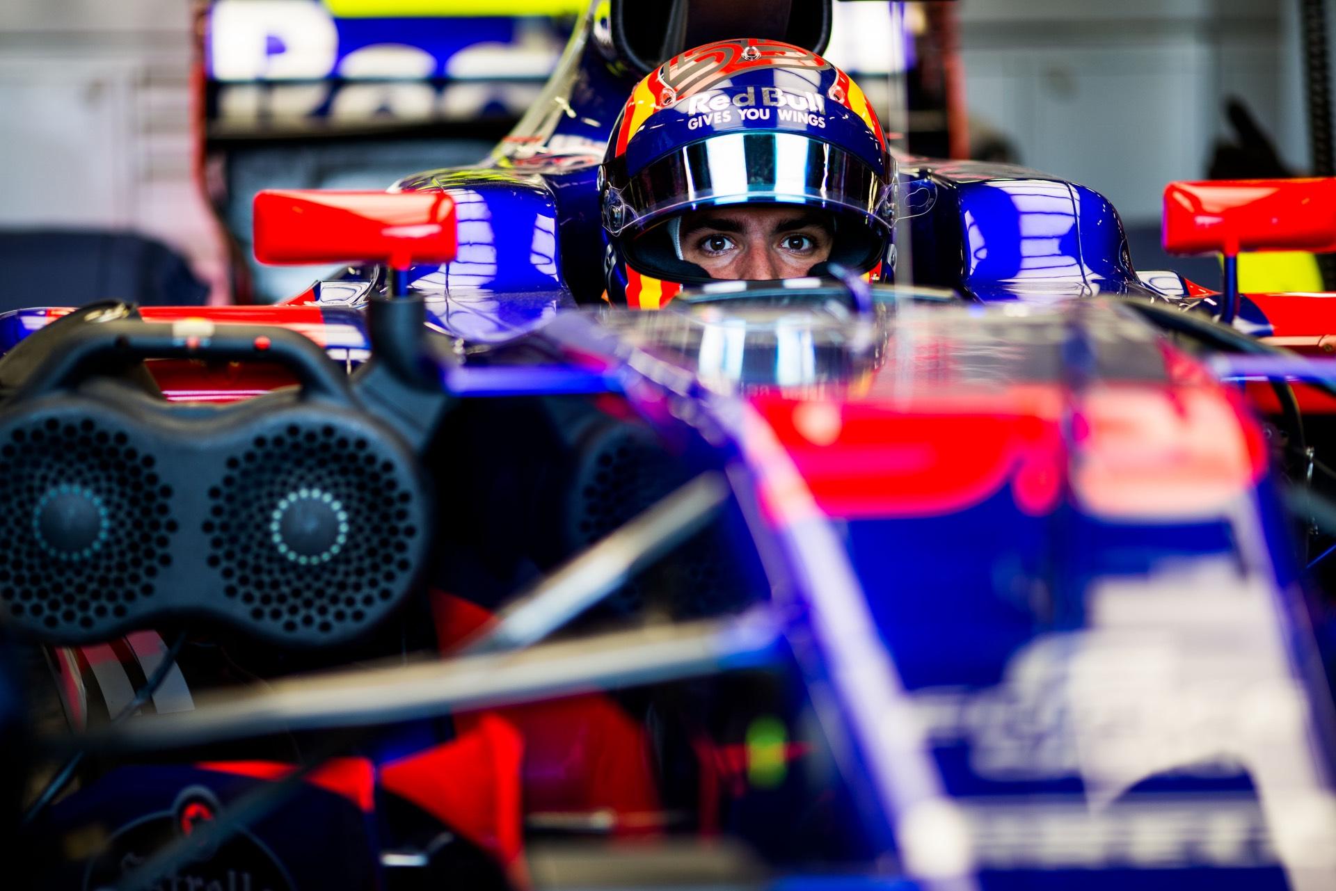 Azerbaijan F1 Grand Prix - Practice
