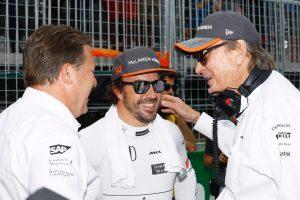 Brown: Alonso egy legenda a McLaren és az F1 számára is
