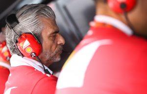 Arrivabene vezetése mellett nem mentek jól a dolgok a Ferrarinál