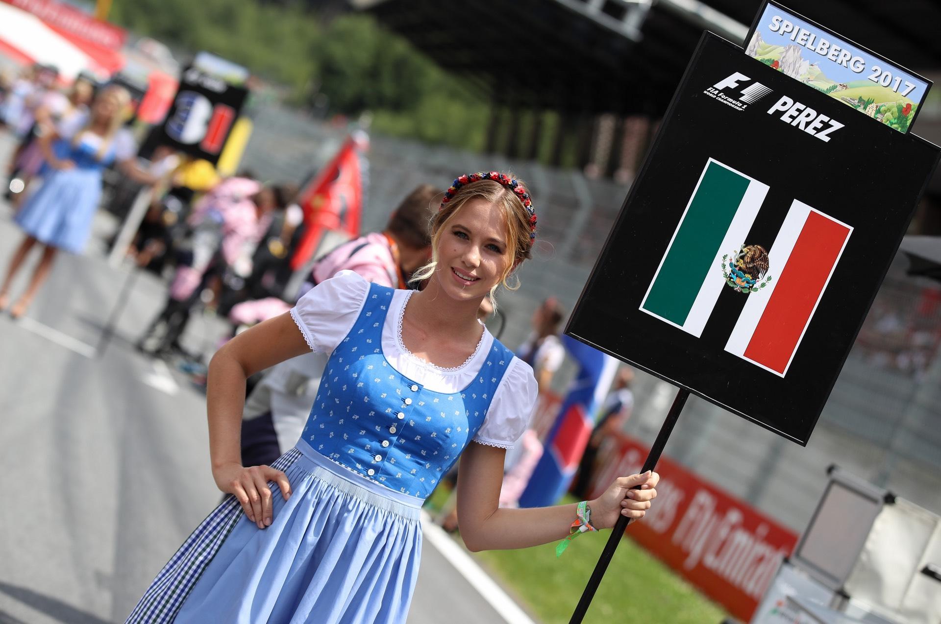 FORMULA 1 - GP of Austria 2017