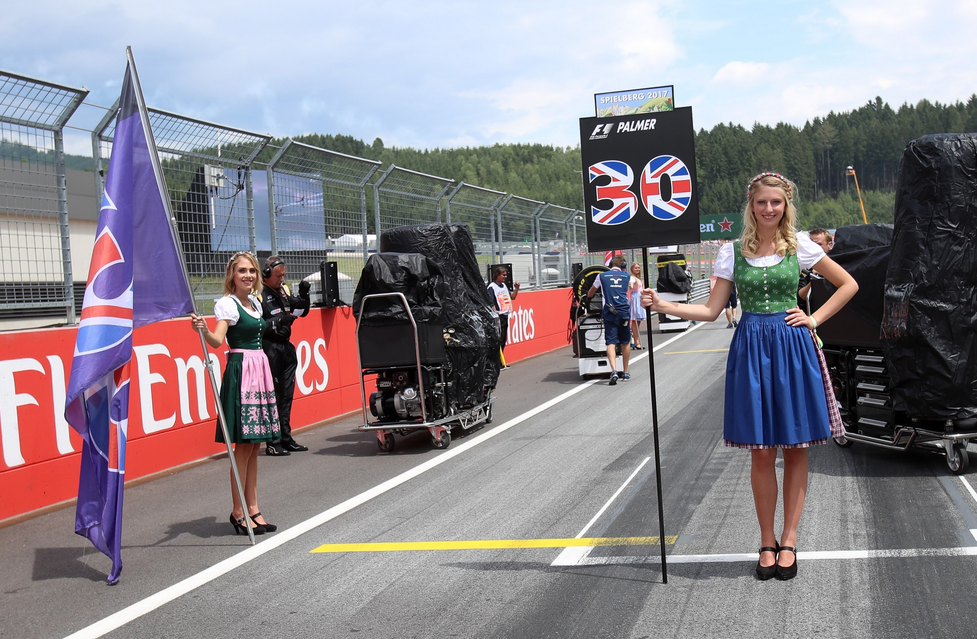 FORMULA 1 - GP of Austria 2017