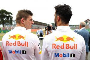 Verstappennek nem fog hiányozni Ricciardo