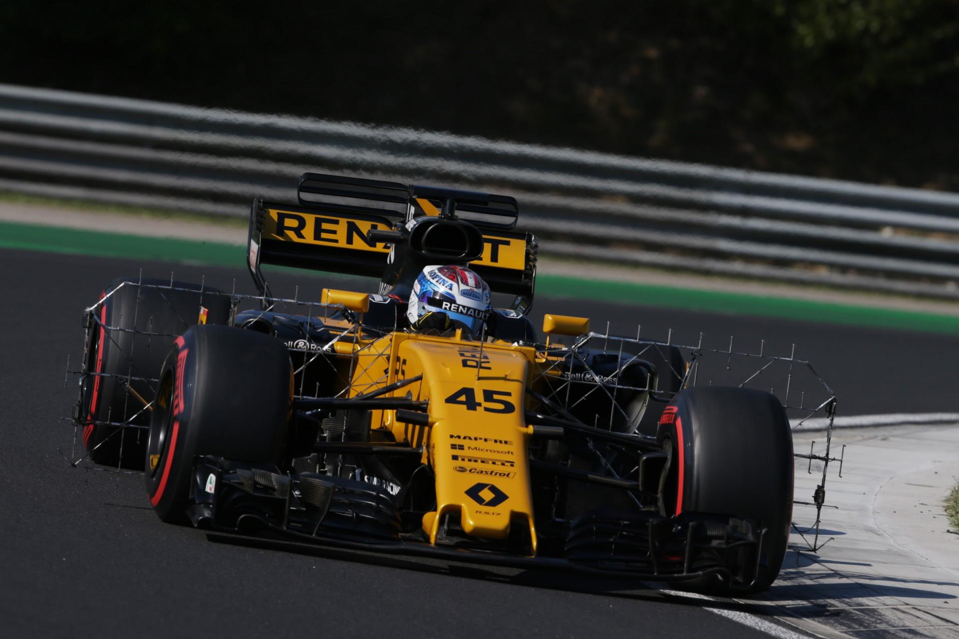 Motor Racing - Formula One Testing - Budapest, Hungary