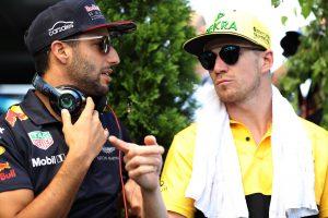 Ricciardót nem vezetik félre Hülkenberg eddigi eredményei