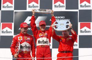 Todt rendszeresen látogatja Schumachert