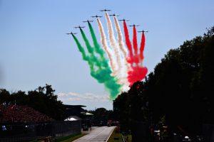 Az F1-es Olasz Nagydíj TV-közvetítései