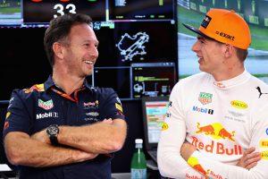 Horner: Hamiltonék Verstappentől félnek legjobban