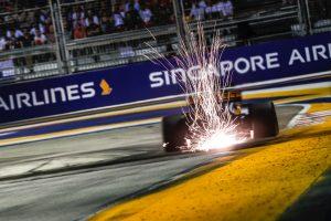 Az F1-es Szingapúri Nagydíj TV-közvetítései