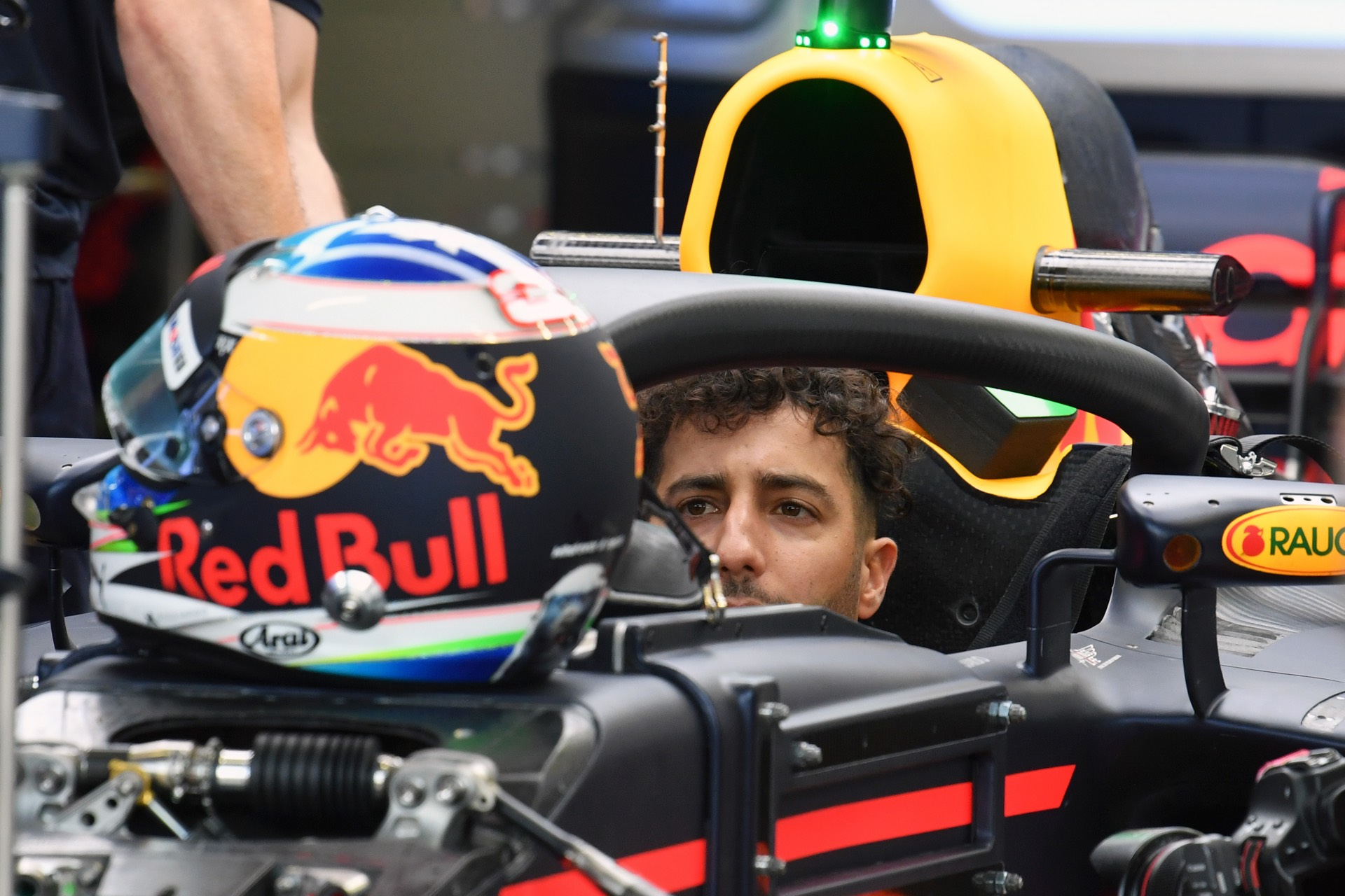 Singapore Grand Prix Preparations