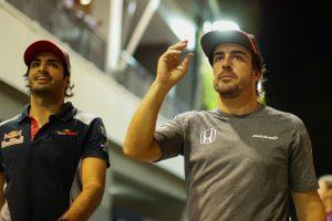Alonso szerint jó döntés volt Sainz
