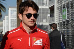 Leclerc elhunyt édesapjának és Bianchinak is megköszönte