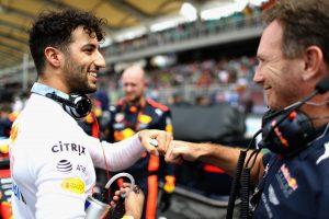 """Horner: Ricciardo azért távozik, mert nem akarja """"támogatni"""" Verstappent"""