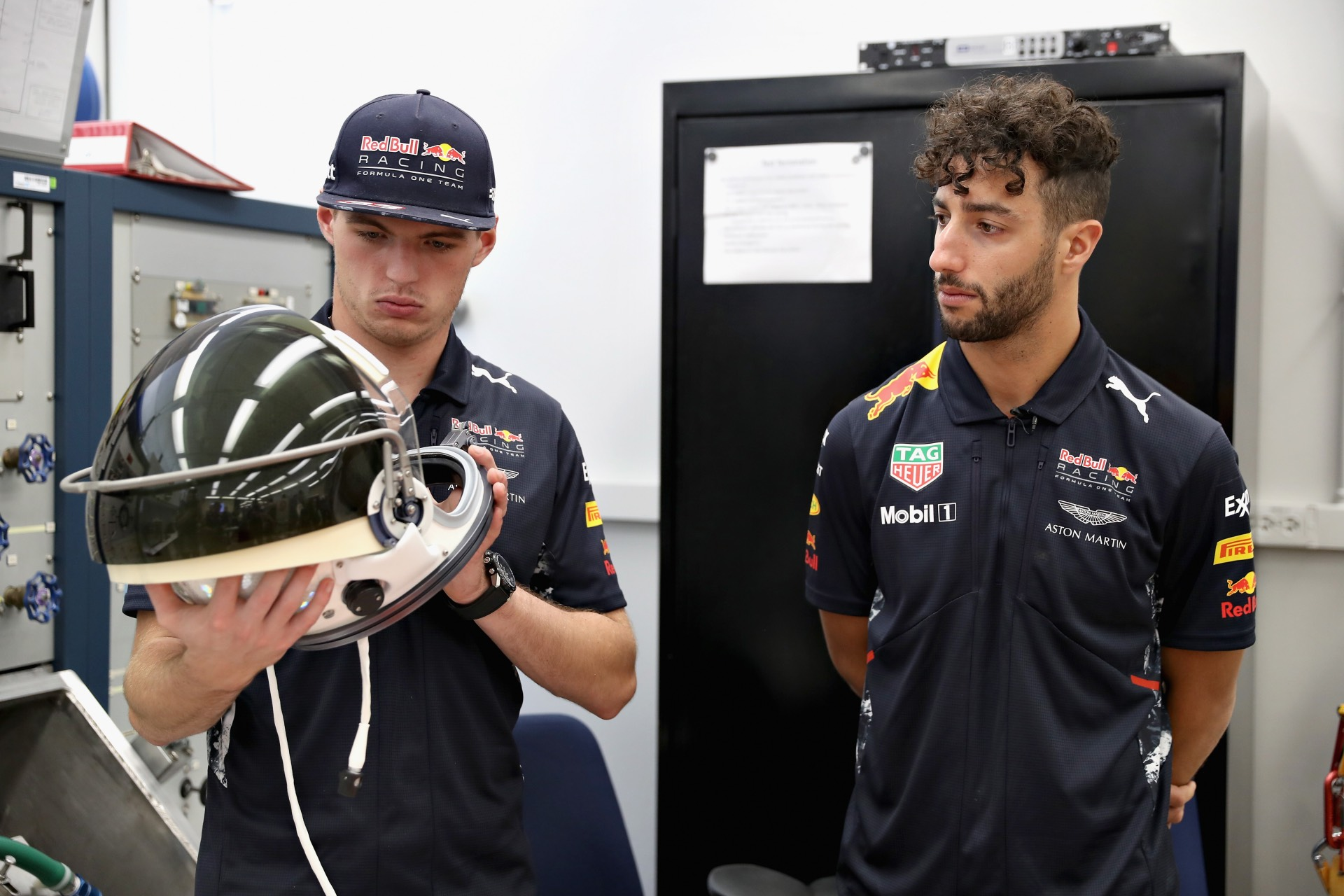 F1 Grand Prix of USA - Previews