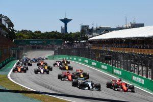 Íme az F1-es Brazil Nagydíj rajtrácsa