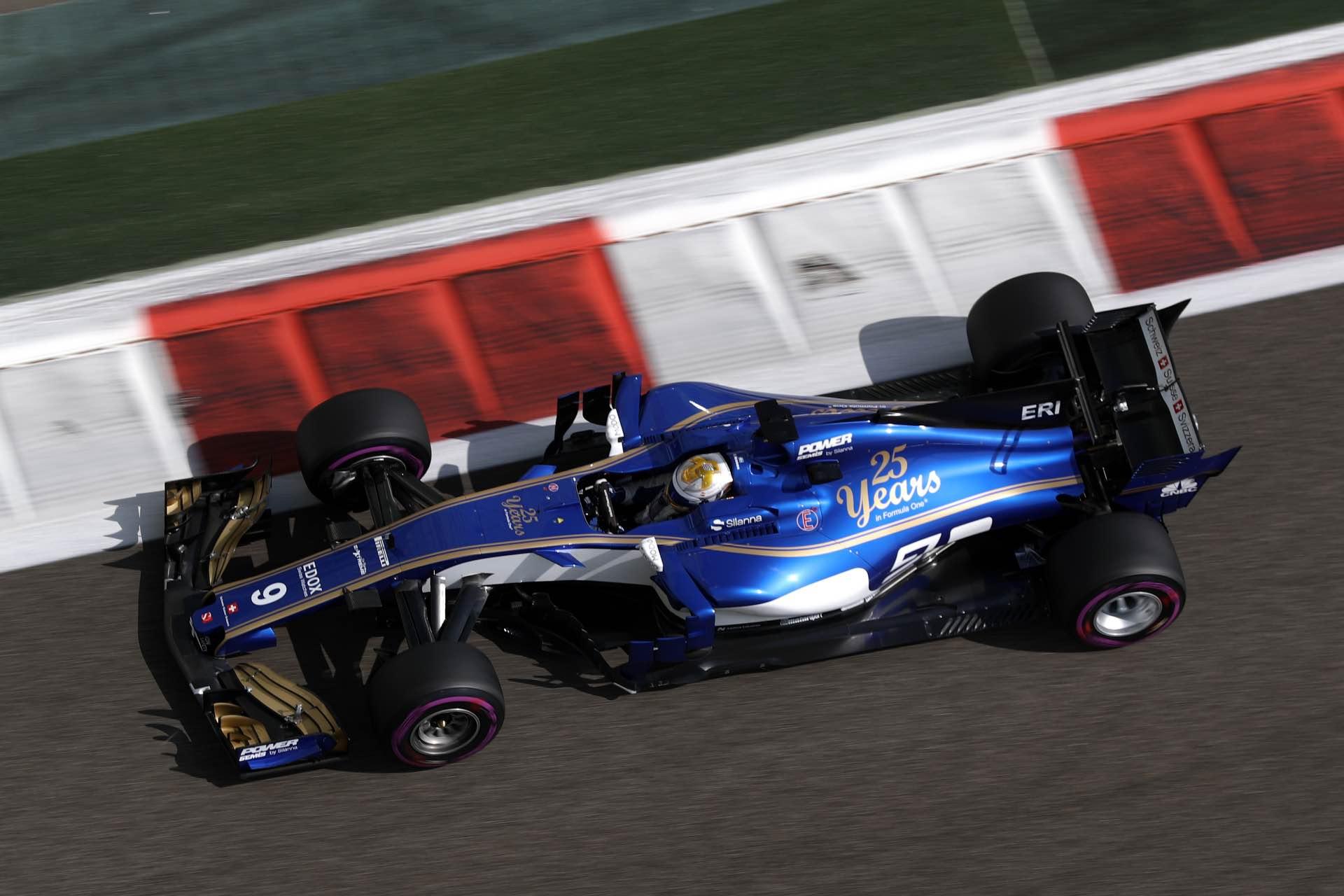 Abu Dhabi GP Friday 24/11/17