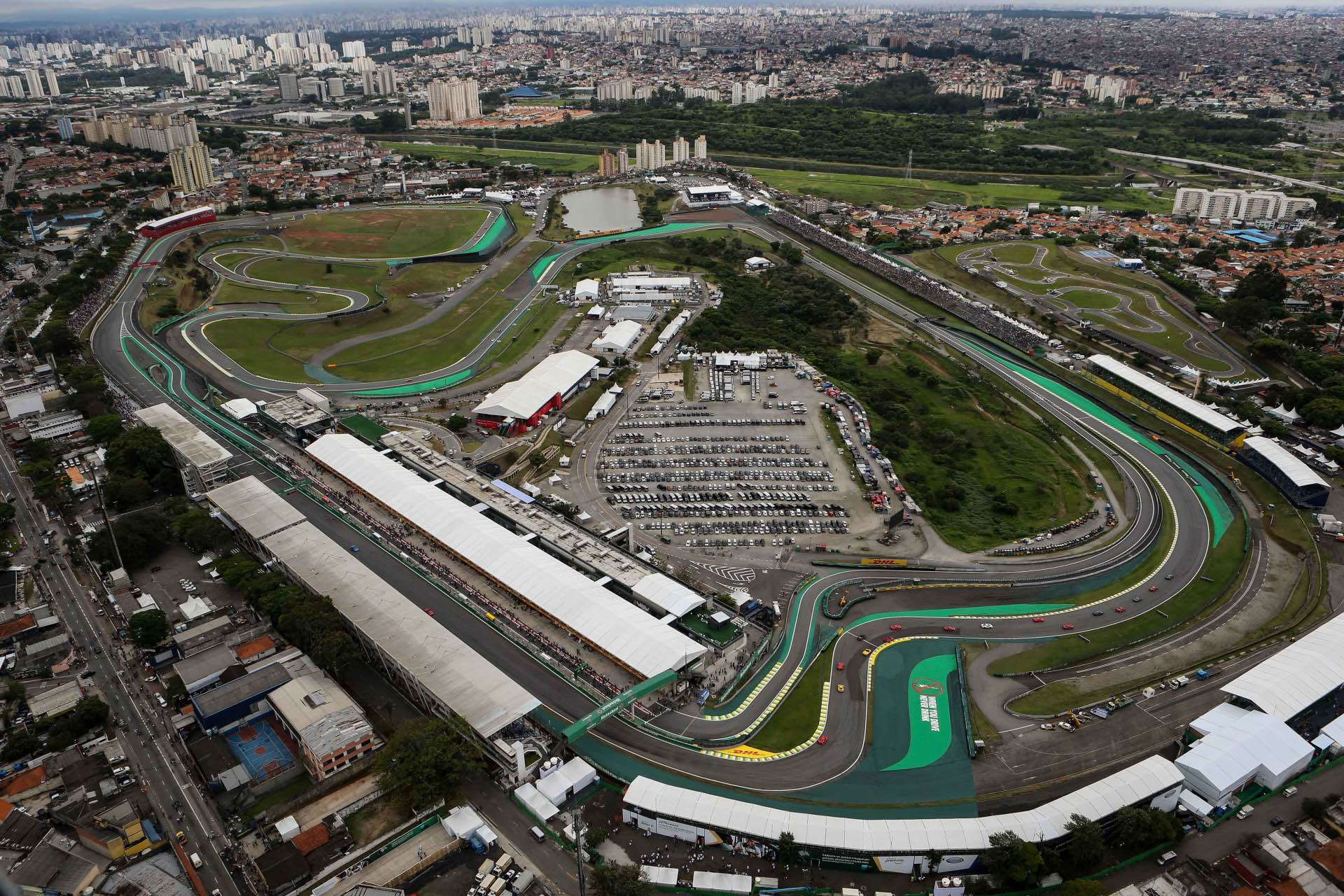 2017 Brazilian Grand Prix, Saturday – Wolfgang Wilhelm