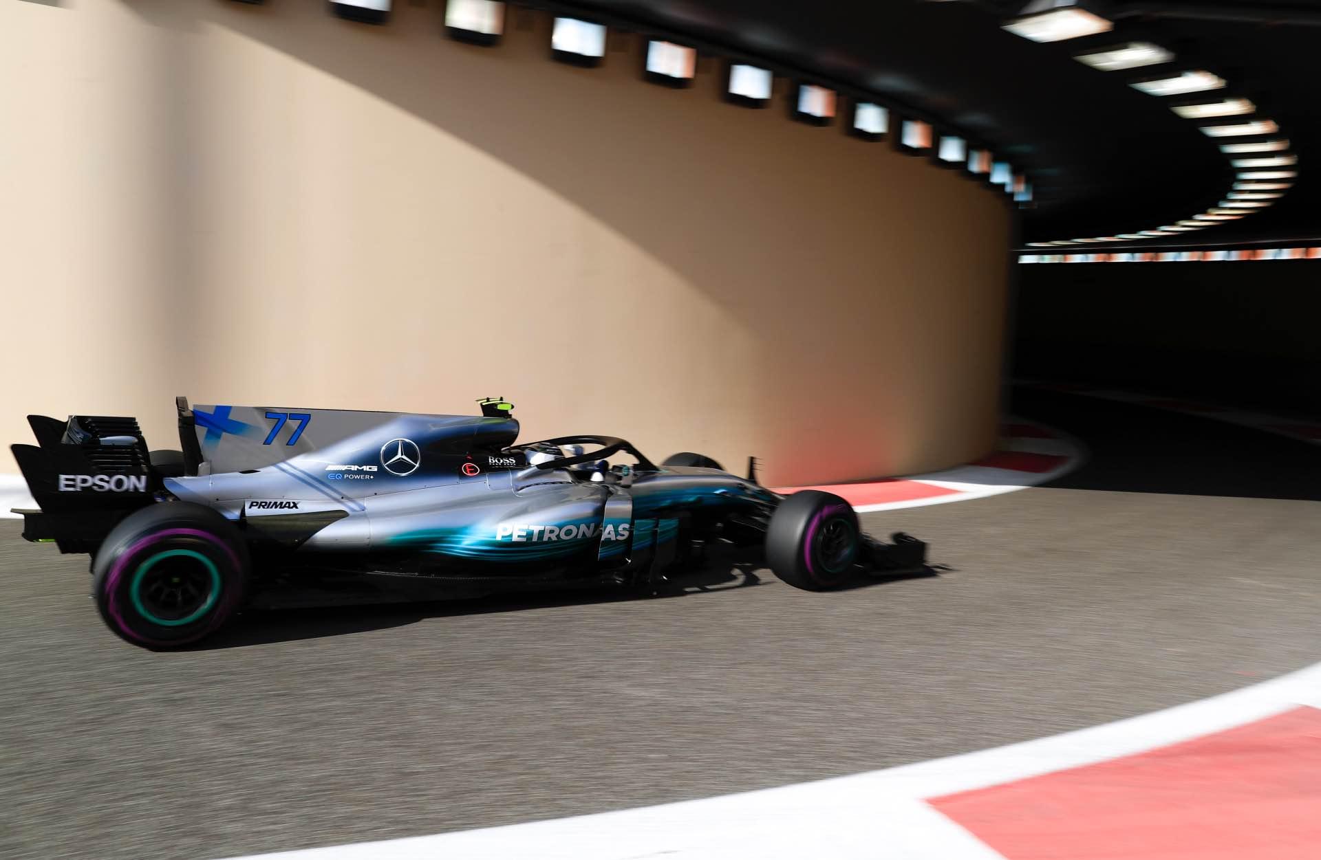 2017 Abu Dhabi Grand Prix, Friday – Wolfgang Wilhelm