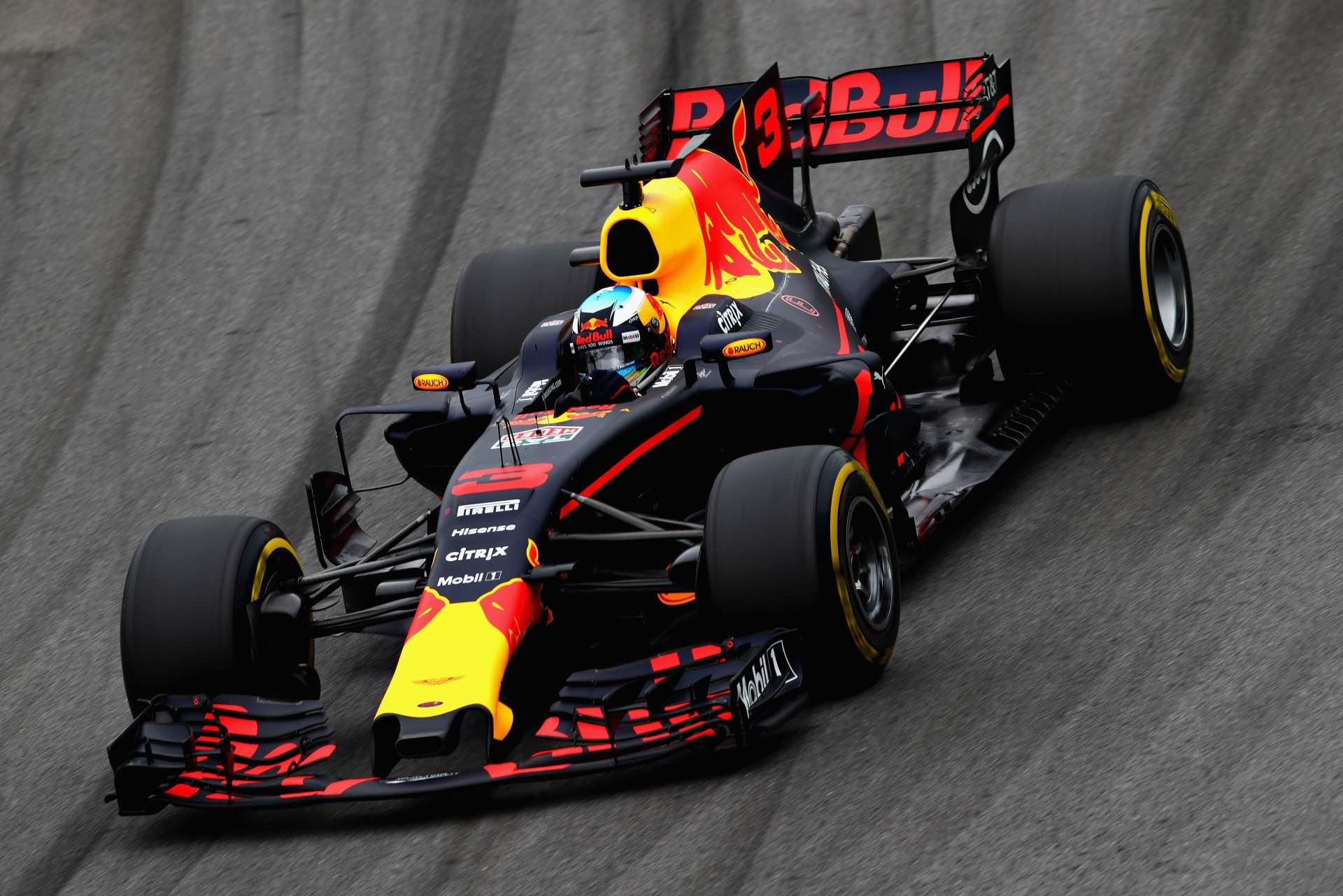 F1 Grand Prix of Brazil - Qualifying