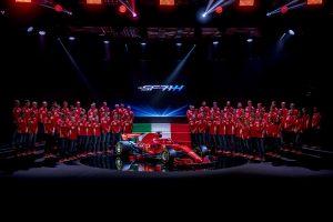 Ma mutatják be a 2019-es Ferrarit