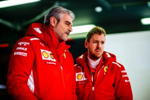 Arrivabene: Nincs krízis a Ferrarinál!