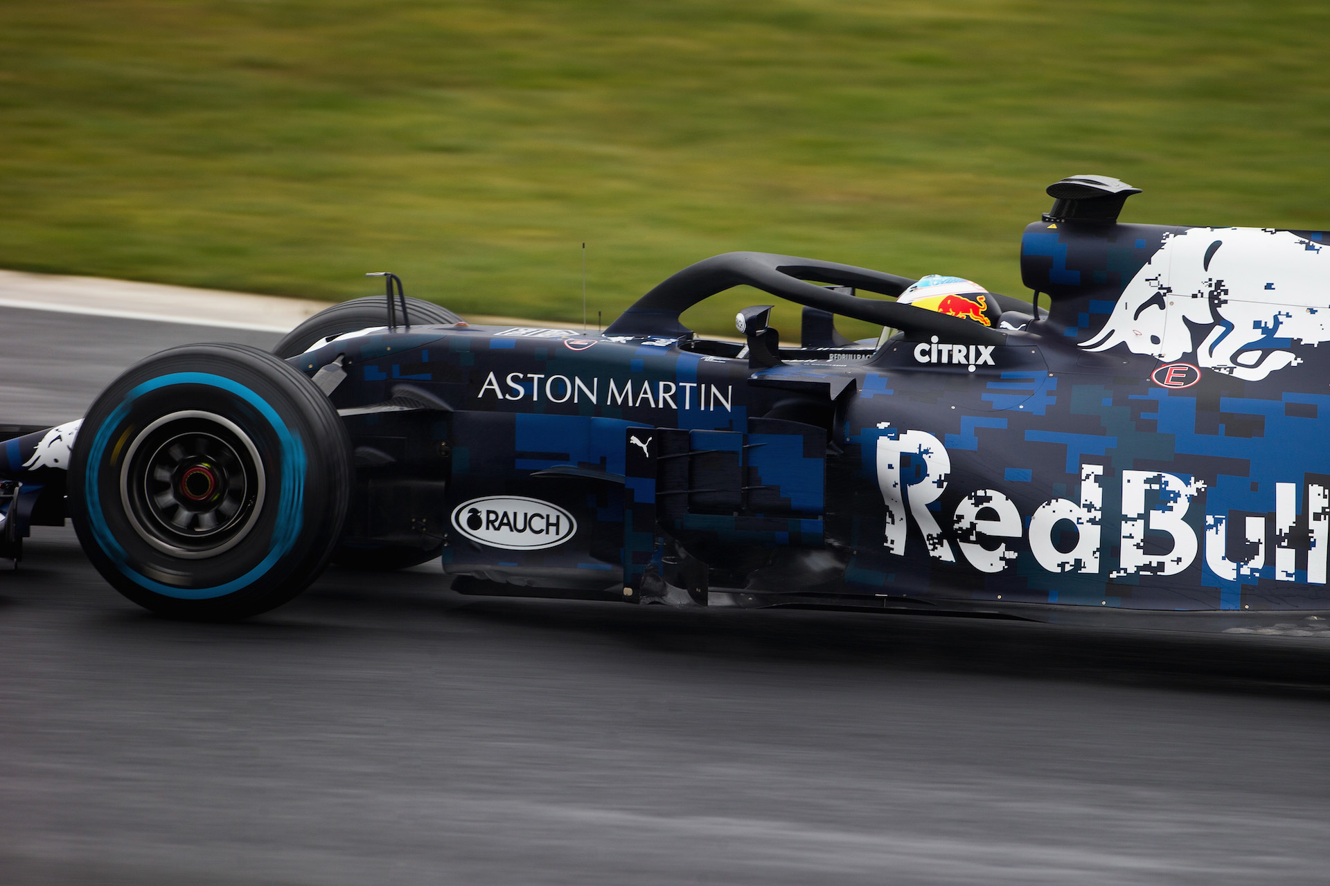 Aston Martin Red Bull Racing RB14 Special Edition livery