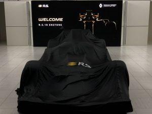 Kedden lehull a lepel a Renault új F1-es autójáról