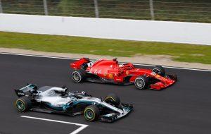 A Mercedesnél tudják, idén is erős lesz a Ferrari