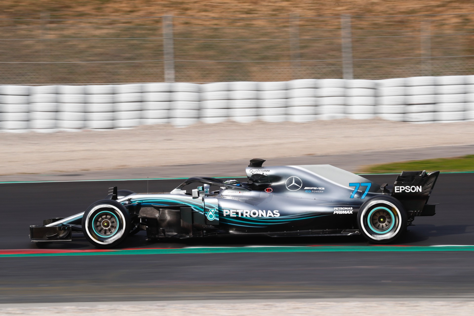 2018 Barcelona Pre-season Test 1, Day 2 - Wolfgang Wilhelm
