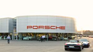 Komolyan fontolgatja az F1-es szereplést a Porsche