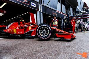 Eltérő gumiválasztással készül Szingapúrra a Ferrari és a Mercedes