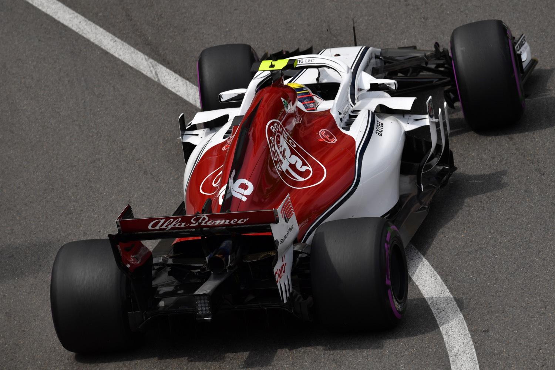 Monaco Grand Prix Practice