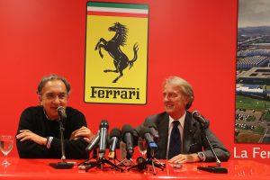 Sergio Marchionne távozik a Ferrari éléről