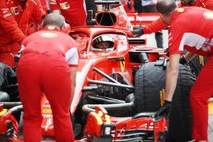 Már a hivatalos tesztek előtt pályára gurul az új F1-es Ferrari