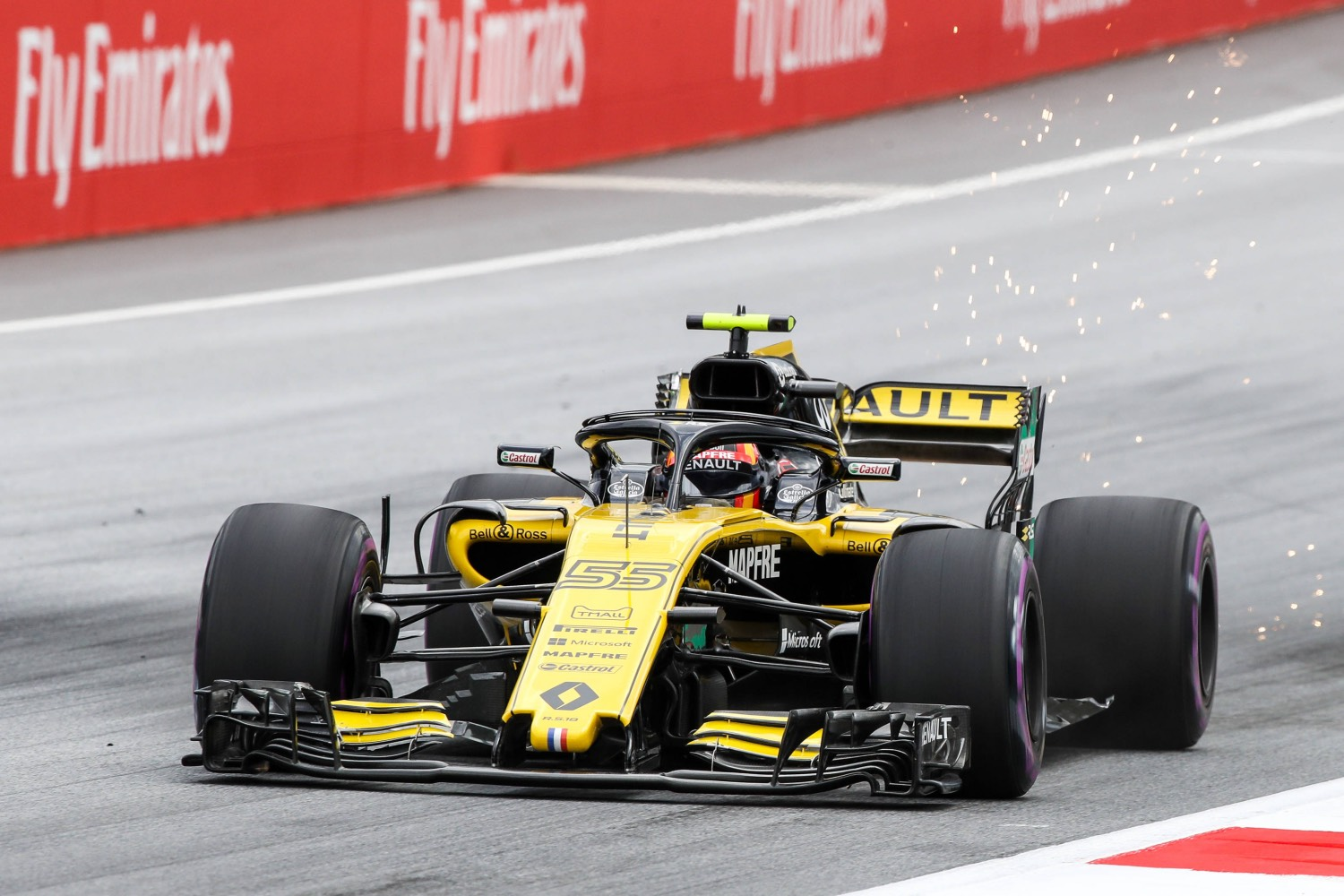 FORMULA 1 - GP of Austria 2018