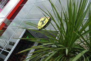 Továbbfejlesztett Ferrari-motor debütál a Hungaroringen