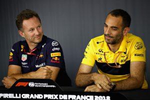 A Renault-t már nem érdekli, mit mondanak róluk a Red Bullnál