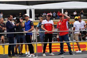 Räikkönen: Remélem, Leclerc jól teljesít majd a Ferrarinál