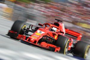 Vadonatúj kipufogót tesztel a Ferrari