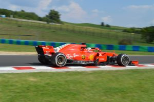 Giovinazzi: Tavasz óta rengeteget javult a Ferrari autója