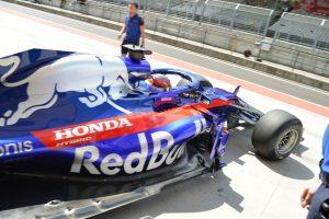 Gelael vezetheti a Toro Rosso autóját Austinban